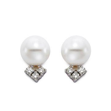 Mastoloni Pearl Stud Earrings