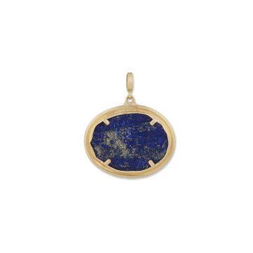 Lika Behar 22k Yellow Gold Gemstone Necklace