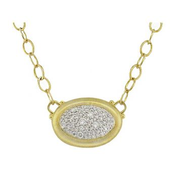 Sloane Street 18k Yellow Gold Necklace