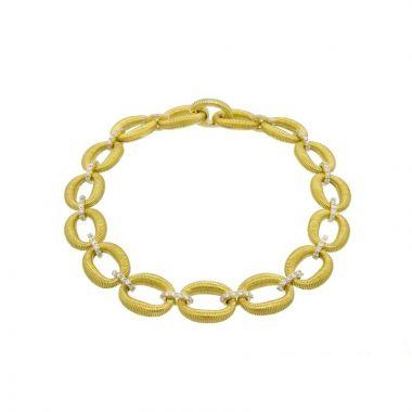 Sloane Street 18k Yellow Gold Bracelet