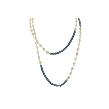 Sloane Street 18k Yellow Gold Necklace