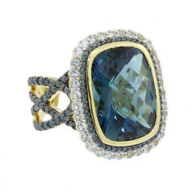 Sloane Street 18k Yellow Gold Ring